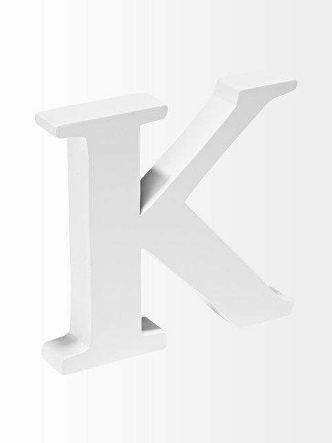 Puukirjain K