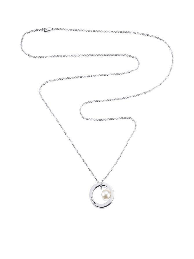 60's Pearl -kaulakoru