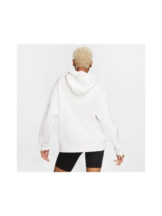 Nike - W Sportswear Swoosh Hoodie -huppari - 100 WHITE/BLACK | Stockmann - photo 4