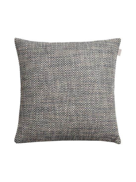 Gant Home - Fishbone-tyynynpäällinen 50 x 50 cm - 162 ANTRACITE | Stockmann - photo 1