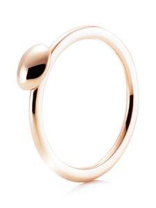 Efva Attling - Love Bead -sormus - GOLD | Stockmann