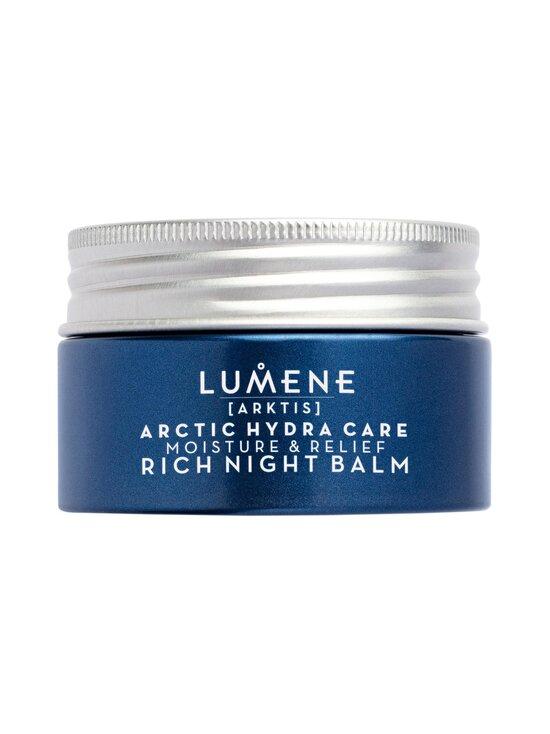 Lumene - ARKTIS Moisture & Relief Rich Night Balm -yövoide 50 ml - NOCOL | Stockmann - photo 1