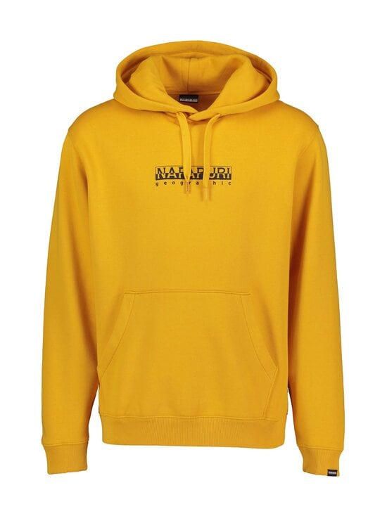 Napapijri - B-Box H Hoodie -huppari - YELLOW SOLAR | Stockmann - photo 1