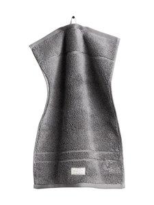 Gant Home - Organic Premium -pyyhe 30 x 50 cm - 161 ELEPHANT GREY | Stockmann
