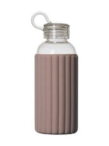 Casall - Sthlm Glass Bottle -juomapullo 0,5 l - 946 COMFORT GREY | Stockmann