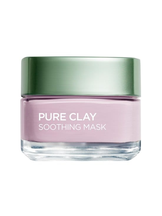 L'Oréal Paris - Pure Clay Soothing Mask -kasvonaamio 50 ml - NOCOL | Stockmann - photo 1