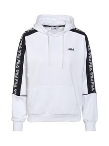 Fila - Tavora-huppari - E08 BRIGHT WHITE-BLACK | Stockmann