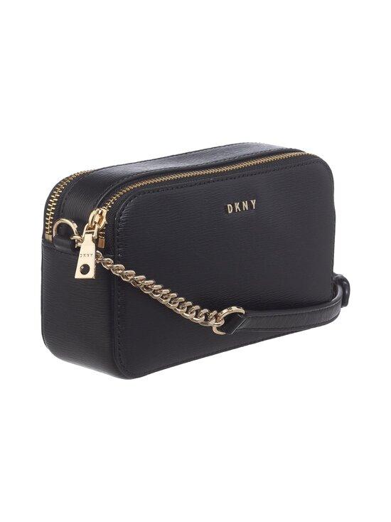 Dkny - Bryant Camera Bag -nahkalaukku - BGD - BLK/GOLD | Stockmann - photo 2