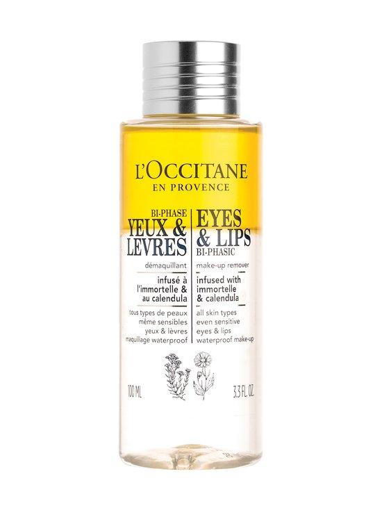 Loccitane - Cleansing Infusion Biphasic Make-Up Remover -silmämeikinpoistoaine 100 ml - NOCOL | Stockmann - photo 1