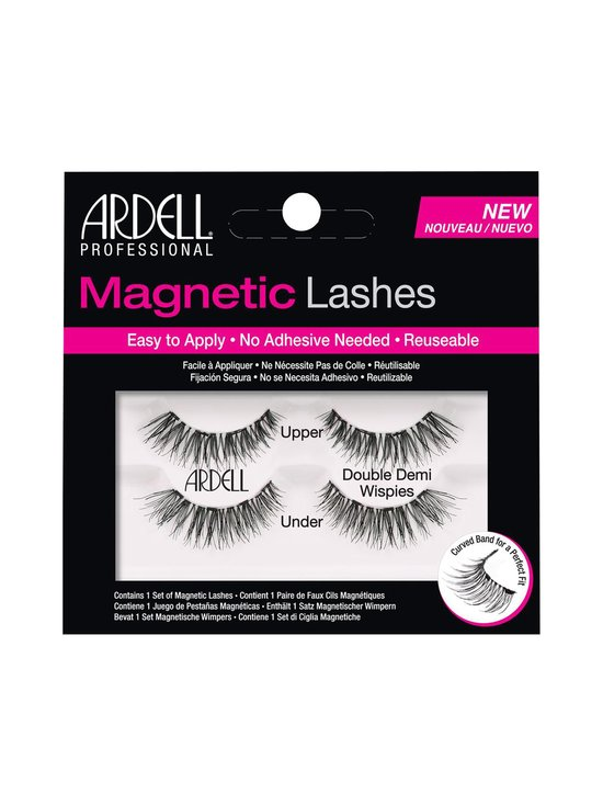 Ardell - Magnetic Double Demi Wispies -magneettiripset - MUSTA   Stockmann - photo 1