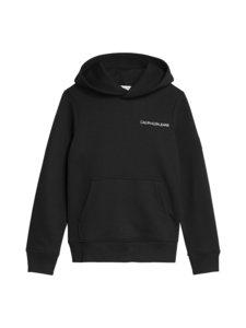 Calvin Klein Kids - Monogram Sleeve Hoodie -huppari - CK BLACK BEH | Stockmann