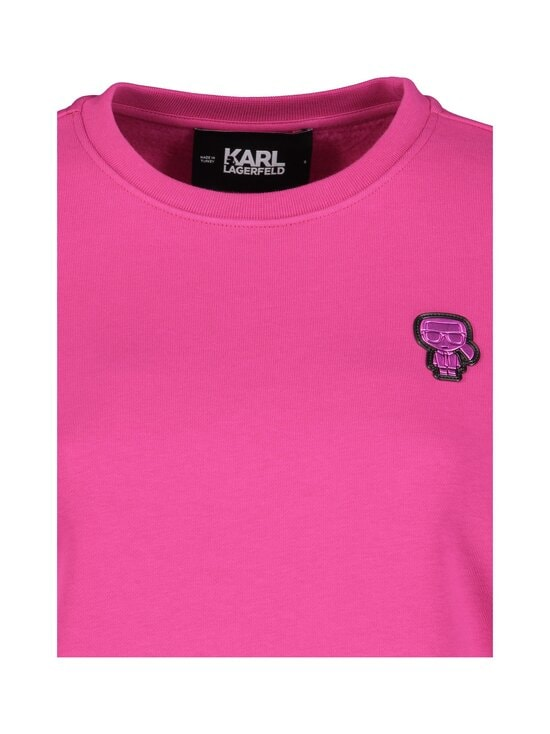 Karl Lagerfeld - Mini Ikonik Karl Sweatshirt -collegepaita - ROSE VIOLET | Stockmann - photo 3