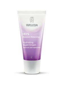 Weleda - Iris Hydrating Night Cream -yövoide 30 ml - null | Stockmann