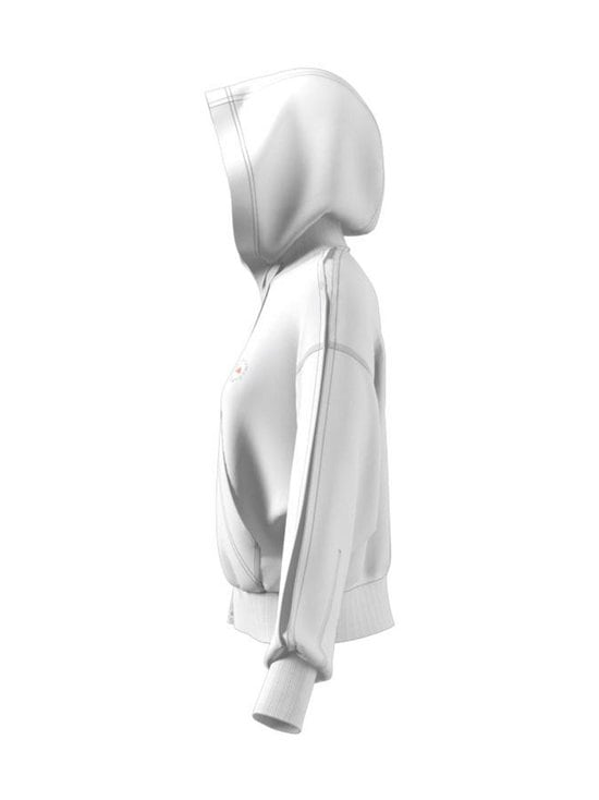 adidas by Stella McCartney - Cropped-huppari - WHITE | Stockmann - photo 4
