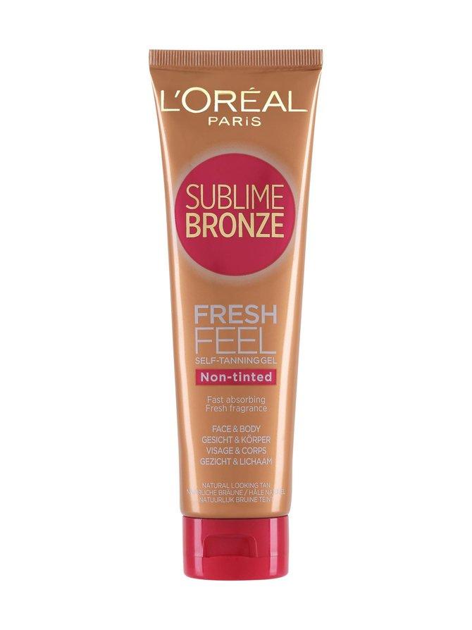 Sublime Bronze -itseruskettava voide 150 ml