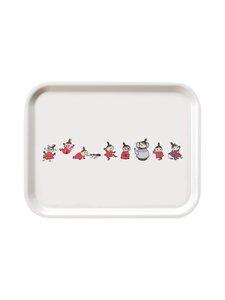 Moomin - Lilla My -tarjotin 27 x 20 cm - VALKOINEN | Stockmann