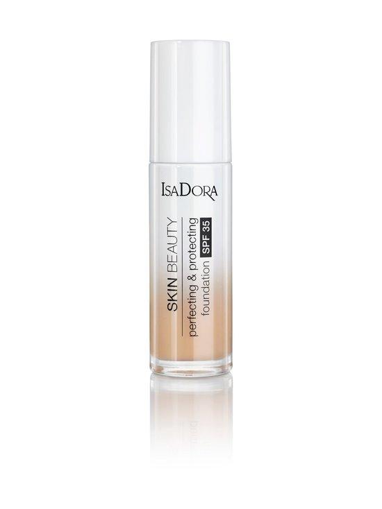 Isadora - Skin Beauty Perfecting & Protecting Foundation SPF 35 -meikkivoide 30 ml - 04 SAND | Stockmann - photo 1