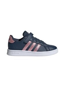 adidas Performance - Grand Court -sneakerit - CREW NAVY/CLEAR LILAC/CLOUD WHITE   Stockmann