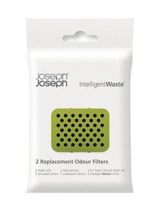 Joseph Joseph - IntelligentWaste-vaihtofiltteri 2 kpl - null | Stockmann