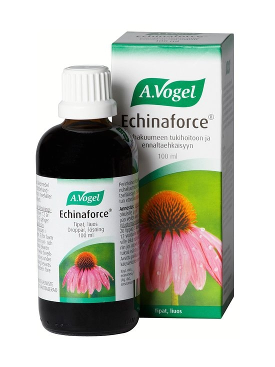 A.Vogel - Echinaforce®-punahattu-uute 100 ml - null | Stockmann - photo 1