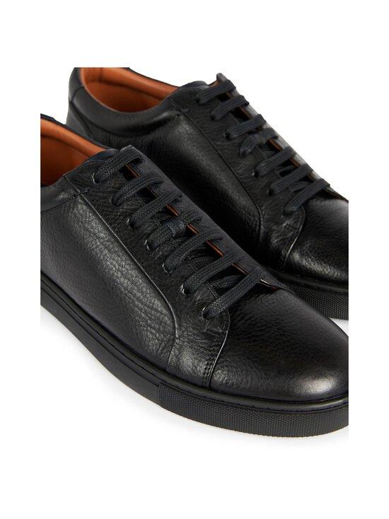 Ted Baker London - Udamo Leather Sneaker -nahkasneakerit - 00 BLACK | Stockmann - photo 2