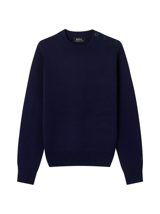 A.P.C - Caroline-neule - IAJ NAVY | Stockmann - photo 1