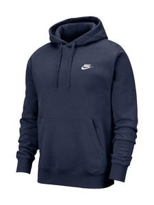Nike - Sportswear Club Fleece -huppari - MIDNIGHT NAVY | Stockmann