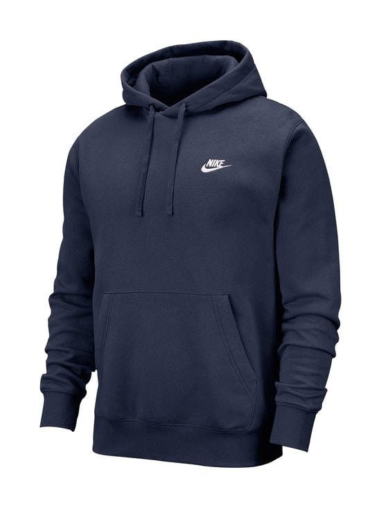 Nike - Sportswear Club Fleece -huppari - MIDNIGHT NAVY | Stockmann - photo 1