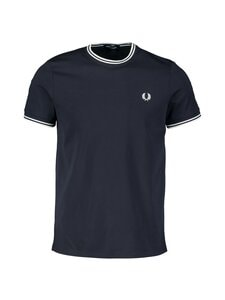 Fred Perry - Twin Tipped T-shirt -paita - 795 NAVY | Stockmann