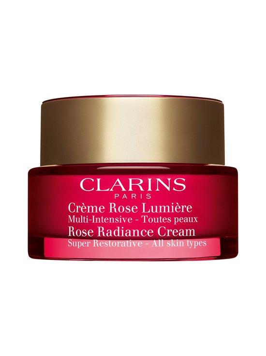 Clarins - Super Restorative Rose Radiance Cream -voide 50 ml - NOCOL | Stockmann - photo 1