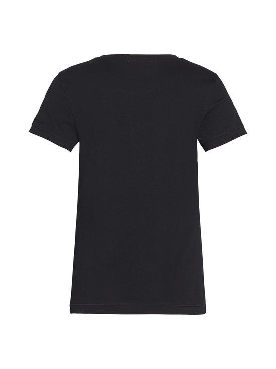 Calvin Klein Jeans - Embroidery Slim Tee -paita - BAE CK BLACK | Stockmann - photo 2