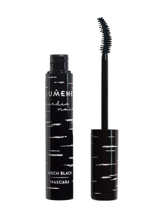 Lumene - Nordic Noir Birch Black Mascara -ripsiväri - BLACK | Stockmann - photo 1