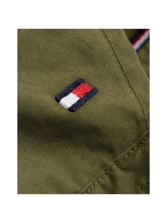 Military Style Pure Cotton -kauluspaita