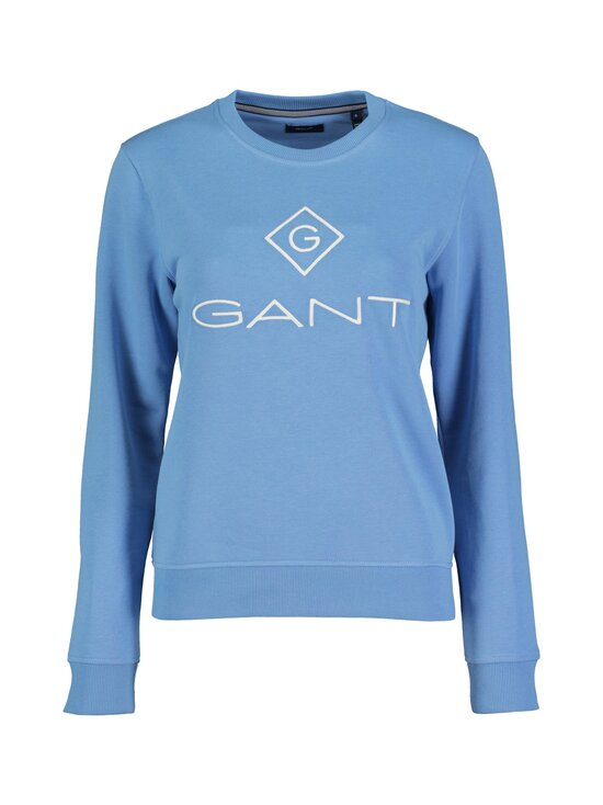 GANT - Lock Up C-neck Sweat -collegepaita - 469 SILVER LAKE BLUE | Stockmann - photo 1