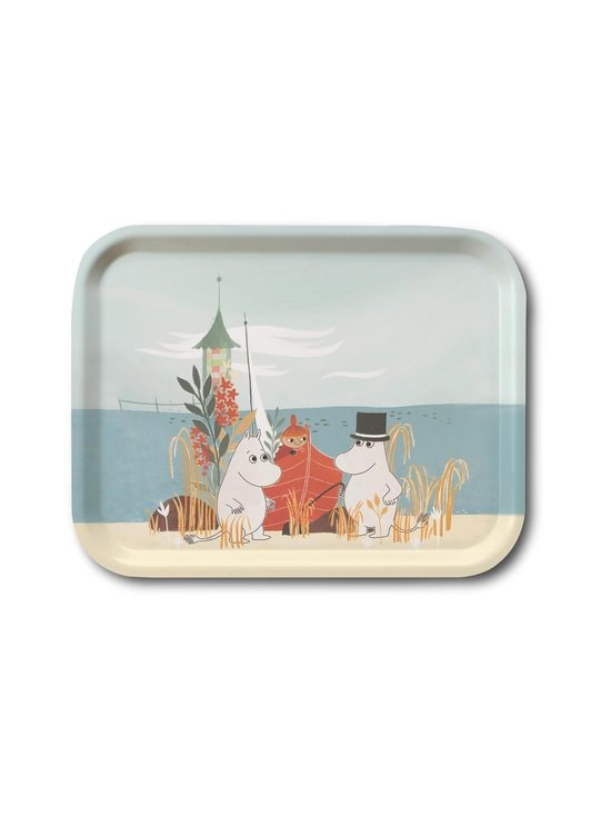 Moomin - #MEIDÄNMERI-tarjotin 43 x 33 cm - MULTICO | Stockmann - photo 1