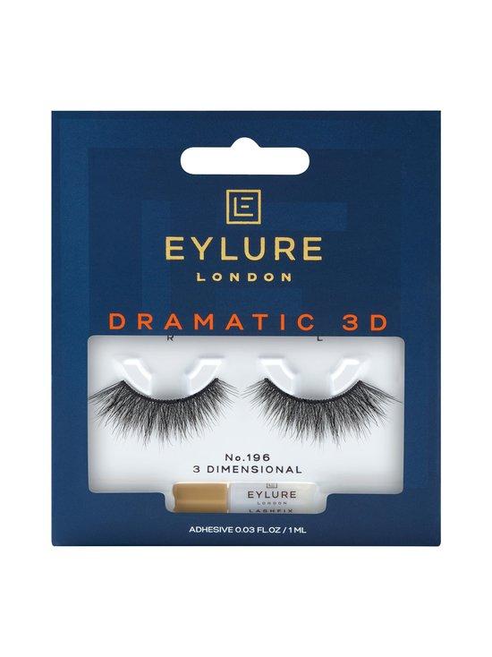 Eylure - Dramatic 3D No.196 -irtoripset - BLACK | Stockmann - photo 1