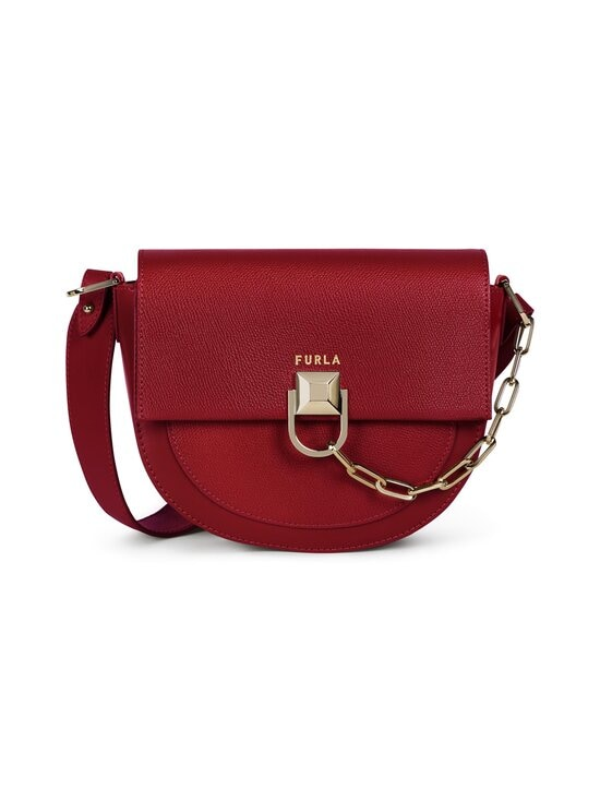 Furla - Miss Mimi Mini Crossbody -nahkalaukku - CGQ00 CILIEGIA D | Stockmann - photo 1