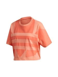 adidas Originals - Large Logo Tee -paita - CHACOR/SEMI CORAL | Stockmann