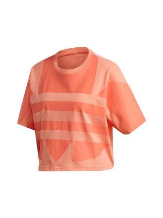 Large logo T-shirt - adidas Originals