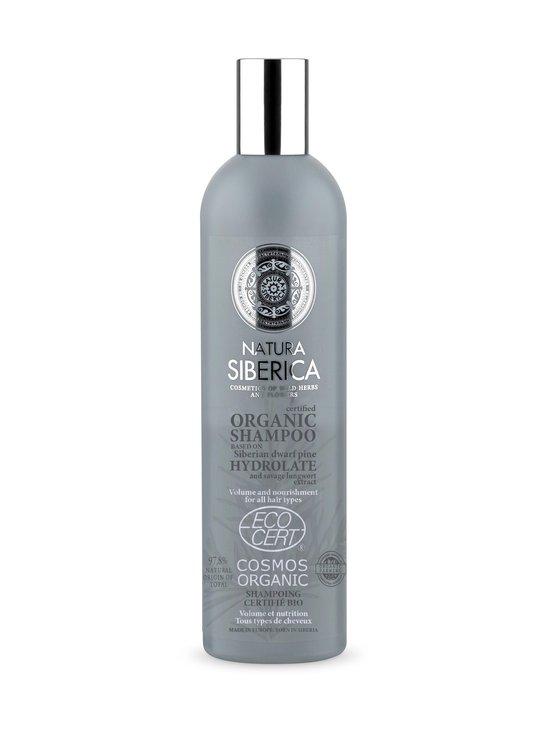 Natura Siberica - Certified Organic Shampoo Volume and Nourishment for All Hair Types -shampoo 400 ml - NOCOL | Stockmann - photo 1