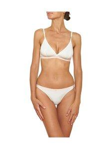 Stella McCartney - Ivychatting Thong -alushousut - 101 WINTER WHITE   Stockmann