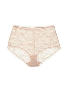 Aubade - Rosessence High-Waist Brief -alushousut - NUDE | Stockmann