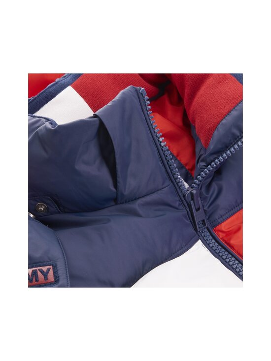 Tommy Jeans - Tjm Colour-Blocked Padded -toppatakki - C87 TWILIGHT NAVY 654-860 | Stockmann - photo 4