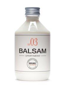 Bruns Products - Unscented Balsam nr3 -hajusteeton hoitoaine 330 ml - null | Stockmann