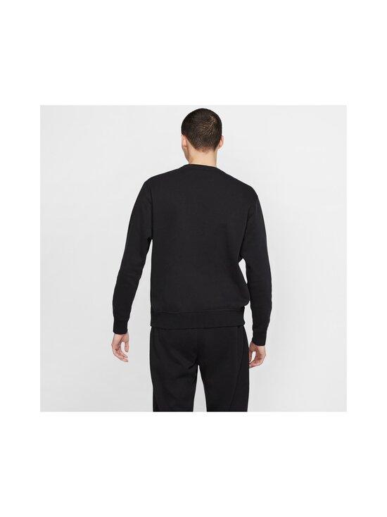 Nike - Club-fleecepaita - BLACK/WHITE 010 | Stockmann - photo 4