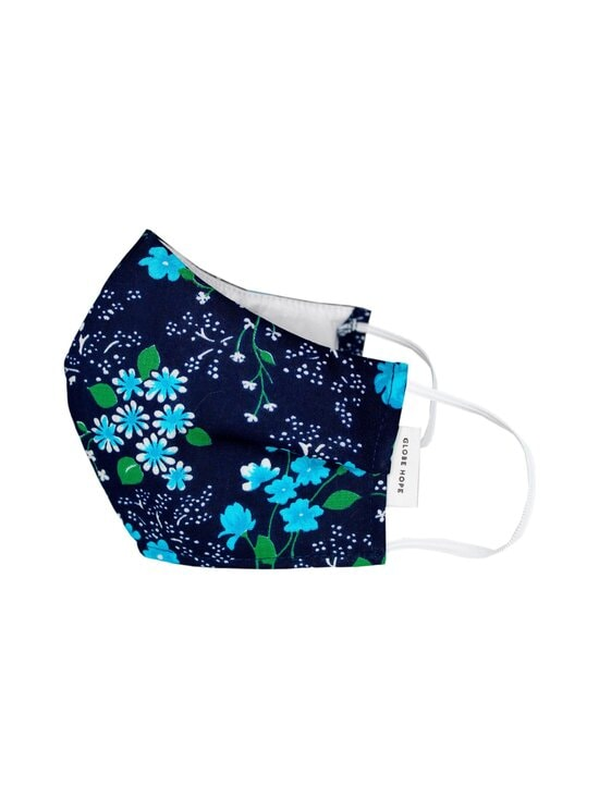 Globe Hope - Kestomaski S/M - BLUE/BLUE FLORAL | Stockmann - photo 1