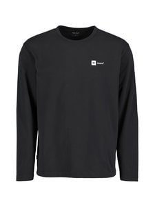 Makia - Dylan Long Sleeve -paita - 999 BLACK | Stockmann
