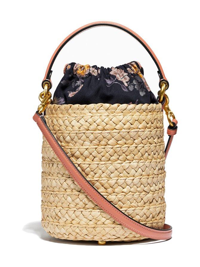 Drawstring Bucket Bag -olkilaukku