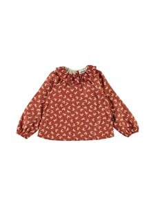Molo - T-shirt Rayanne Mini Horse -paita - 6391 MINI HORSE WOVEN   Stockmann