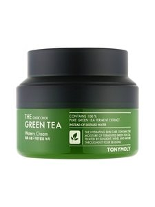 TONYMOLY - The Chok Chok Green Tea Watery Cream -kasvovoide 60 ml | Stockmann